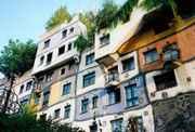 Hundertwasser-Haus in Wien