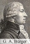 Gottfried August Bürger